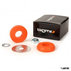 BGM Silent block set for front upper shock absorbe...
