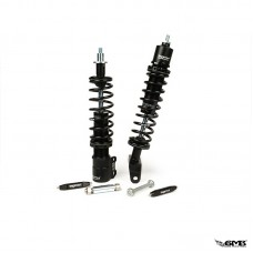 BGM Suspension Set Vespa PX (non subtank) black