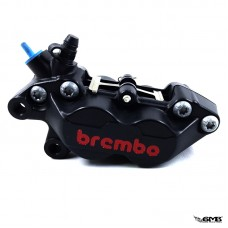 Brembo P4 Caliper Black Version