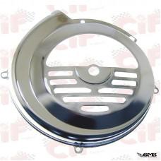 CIF Fan Cover Chromed Iron for Vespa 50 - 90 - 125...