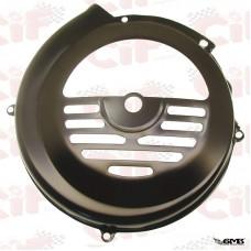 CIF Fan Cover Black Iron for Vespa 50 - 90 - 125 P...
