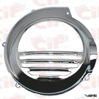 CIF Fan Cover Chromed Iron for Vespa PX