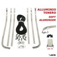 CIF Floor rail kit Vespa GL 150 VLA (Made In Italy...