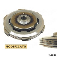 CIF Touring clutch set vespa PTS (single spring,4 ...