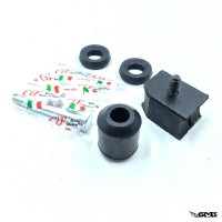CIF Shock Rubber set with bolt Vespa Largeframe