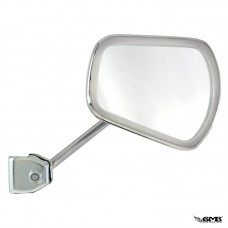 Cuppini Clamp On Mirror Right/​Left Trapezoidal