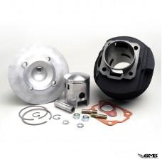 D.R Racing Cylinder 130cc Vespa PTS