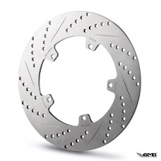 HD Corse Race Disc Brake drilled for Vespa New PX,...