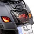 HD Corse LED Winker Light GTS Smoke