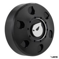 Marus Fuel Cap CNC All Modern Vespa Black