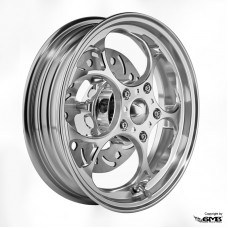 Marus W125S GTS (rear disc brake) Silver