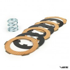 Newfren Clutch friction plate set for Vespa PTS