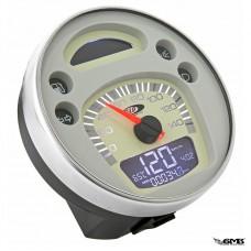 SIP Speedometer Vespa New PX (Beige Face)