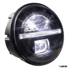 SIP Headlight GTS LED Smoke