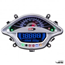 SIP Digital Speedo Vespa Sprint & Primavera Si...