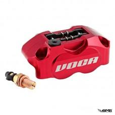 Voca Radial Caliper 4P Red (fit with AF tourer axl...