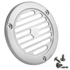 Zelioni Vintage Fan Cover for I-Get, 3V Engine Chr...