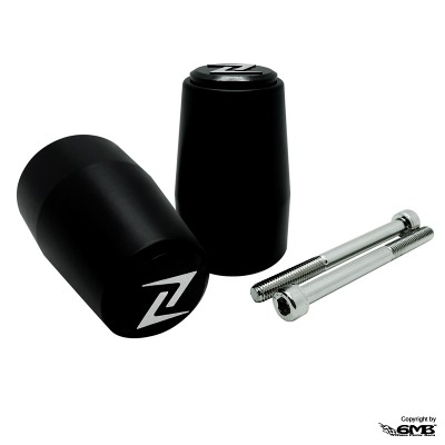 Zelioni Bar end Vespa GTS Matt Black