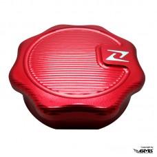 Zelioni Gasoline Cap 3D Vintage Red