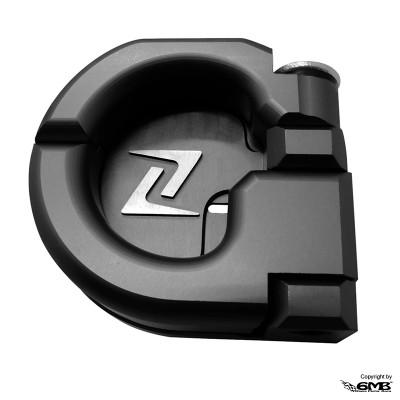Zelioni Helmet Hook CNC Black
