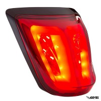 Zelioni LED Stop Lamp Vespa Sprint/Primavera Red c...